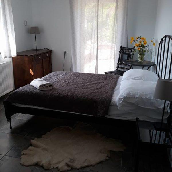 Pokój 2 osobowy sypialnia