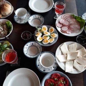 śniadania w Podgórskiej Odskoczni