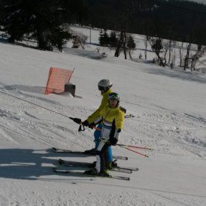 wyciąg narciarski w sokolcu
